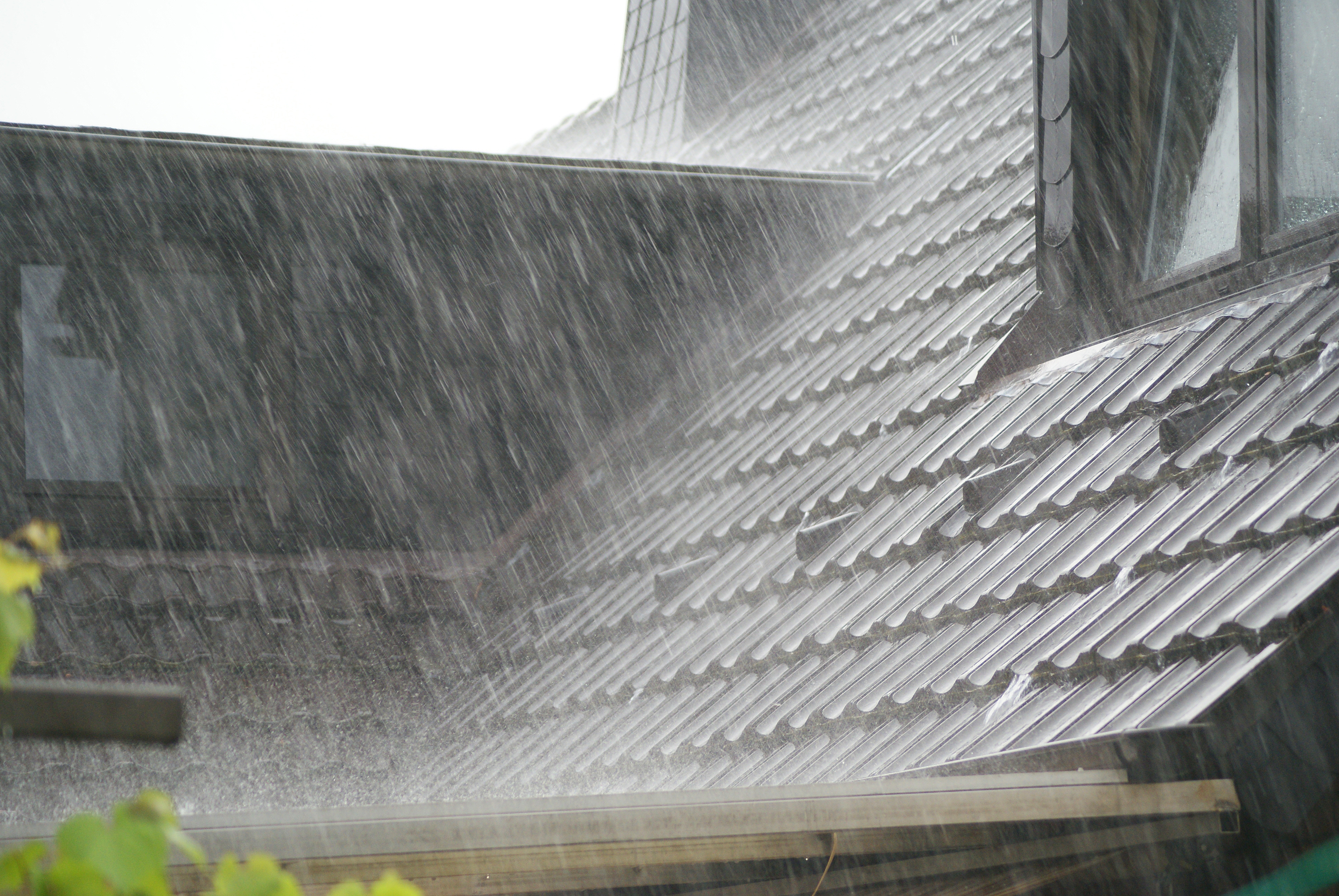 Hail Pelts House Creating Damage That Allstate Doesn't Cover